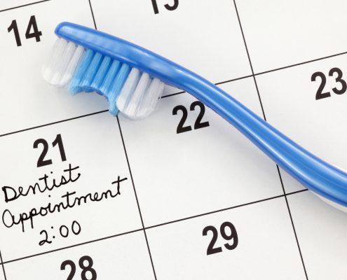 Programare vizita la dentist